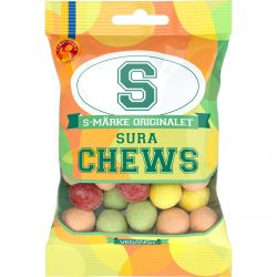 Candypeople Sura Chews - 70g
